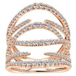 18311-diamond-.99ctw-interlocking-fashion-Gabriel-14k-Rose-Gold-Kaslique-Fashion-Ladies-Ring~LR51003K45JJ-4