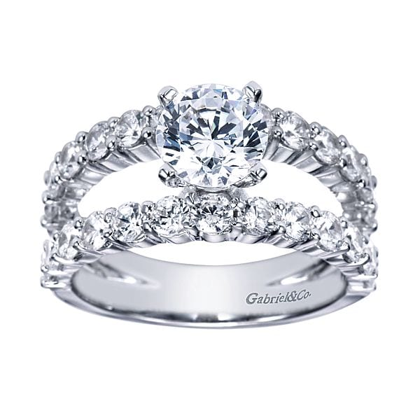 ring shank lei engagement rings per single danhov