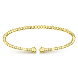 21660-Gabriel-14k-Yellow-Gold-Bujukan-Bangle~BG4107-7Y4JJJ-1
