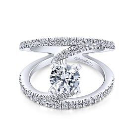 16916-diamond-.67ctw-split-shank-wavy-Gabriel-Nova-14k-White-Gold-Round-Split-Shank-Engagement-Ring~ER12416R4W44JJ-1