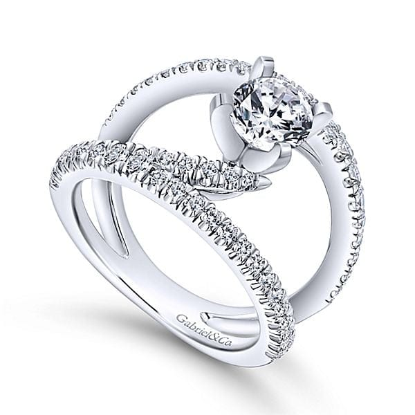 engagement rings wavy nei with products group split ring halo shank