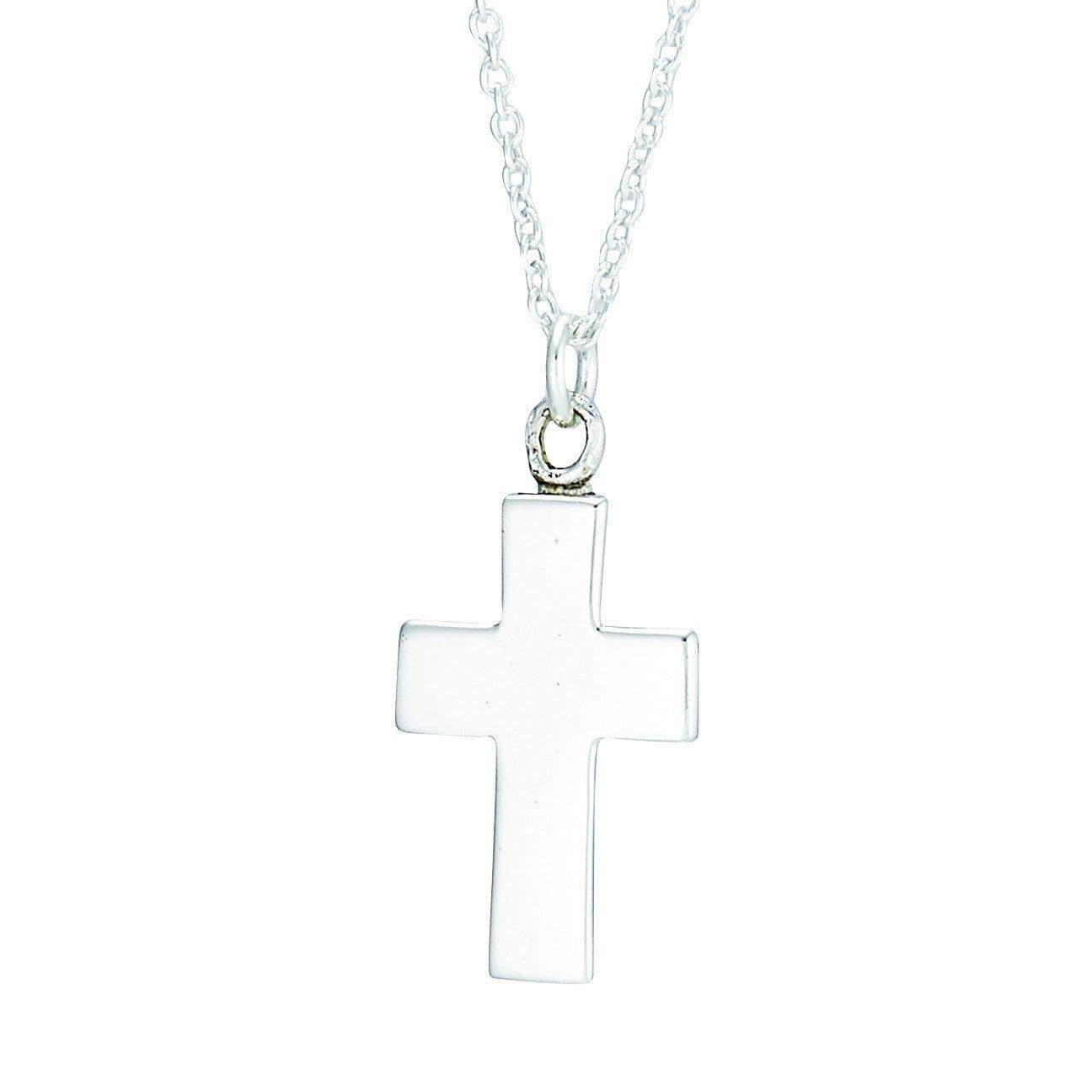 Ss small cross pendant jupiter jewelry inc ss small cross pendant aloadofball Gallery