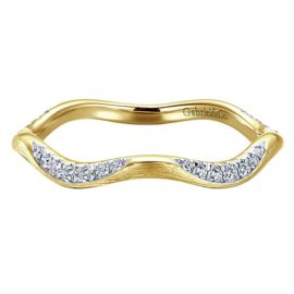 19259-Gabriel-14k-Yellow-Gold-Stackable-Ladies-Ring~LR50887Y45JJ-1