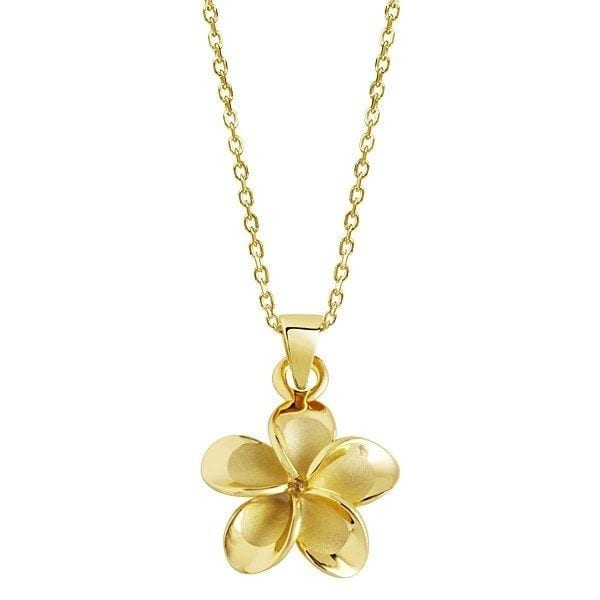 silver studio flower pendant jewellery chayle collections products
