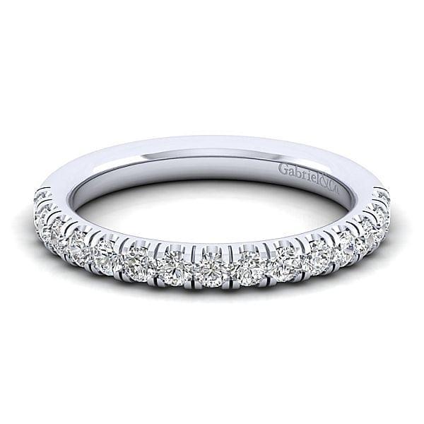 14kt Diamond Anniversary Wedding Band Jupiter Jewelry Inc