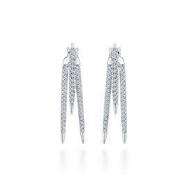 14kt-White-Gold-.51ctw Diamond-Kaslique-3-Row-Vertical-Drop-Earrings_EG13502W45JJ