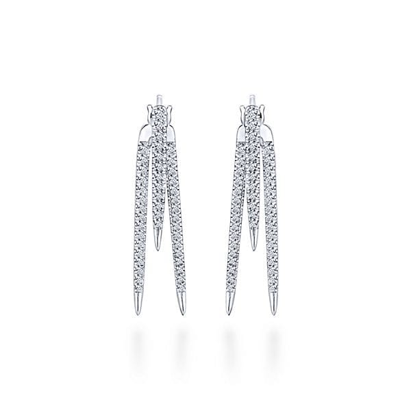 14kt-White-Gold-.51ctw Diamond-Kaslique-3-Row-Vertical-Drop-Earrings_EG13502W45JJ