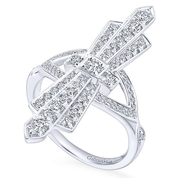 4k-White-Gold-.74ctw-Diamond-Vintage-Vertical-&-Horizontal-Rows-Art-Moderne-Fashion-Ladies-Ring_LR51118W45JJ