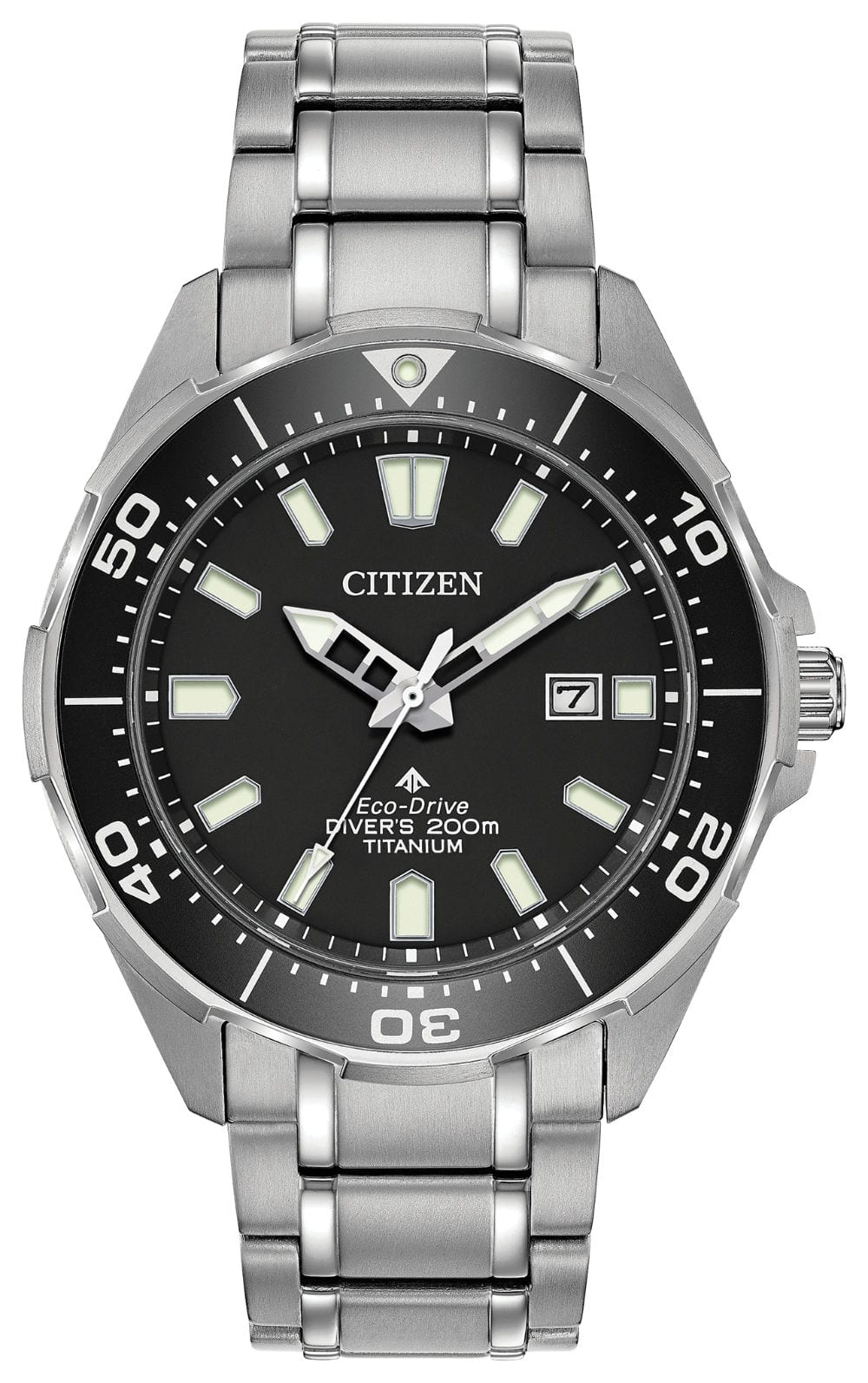 citizen eco drive promaster diver mens watch bn0200-56e