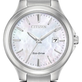 CITIZEN ECO DRIVE CHANDLER EW2520-56Y LADIES WATCH