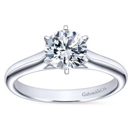 Allie-14k-White-Gold-Round-6 Prong-Solitaire-Engagement-Ring-Mounting_ER6623W4JJJ
