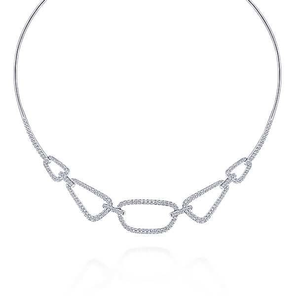 23078-Gabriel-14k-White-Gold-Geometric-Silhouette-Diamond-2.03ctw-Choker-Necklace_NK5869W45JJ