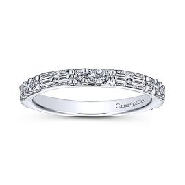 19253-Gabriel-14k-White-Gold-Round--Baguette-Diamond-Stackable-Ring_LR4572W45JJ-4