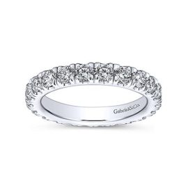 24211-Gabriel-14k-White-Gold-French-Pav-Set-Eternity-Band-_AN11264-6W44JJ-4
