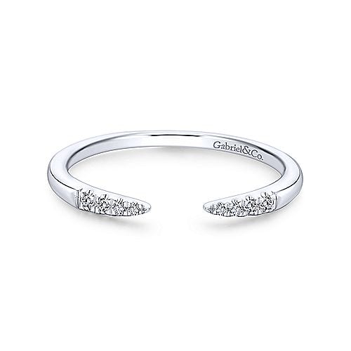 24260-Gabriel-14k-White-Gold-Stackable-Open-Tapered-Ladies-Ring_LR51177W45JJ-1