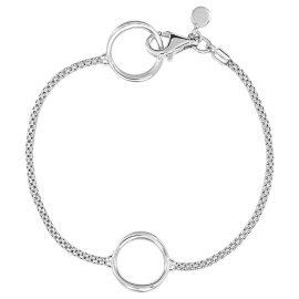 24466-sterlingsilverpopcornwith2roundstations-bracelet-1C847S