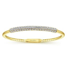 24630 -Gabriel-14K-Yellow-Gold-Fashion-Bangle_BG3894-65Y45JJ-1