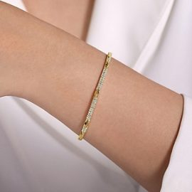 24619- Gabriel-14K-Yellow-Gold-Fashion-Bangle_BG4187-65Y45JJ-4