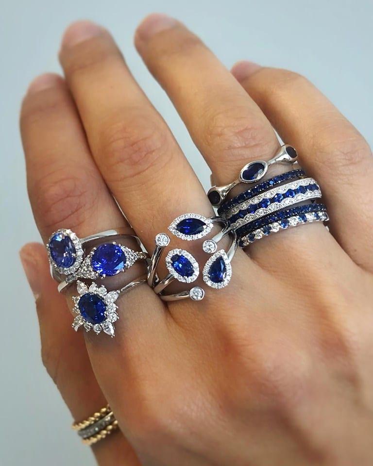 9-3-2019 september birthstone - sapphire rings