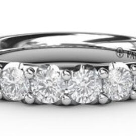 stackable diamond band 1.08 carat total weight
