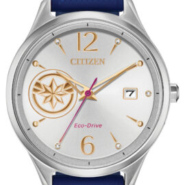 citizen eco drive Captain Marvel watch