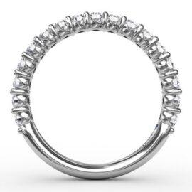 .76ctw diamond band