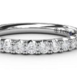 1.05ctw diamond eternity band