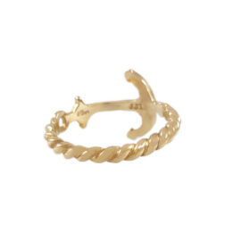 anchor cable twist ring