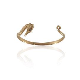 seahorse bangle
