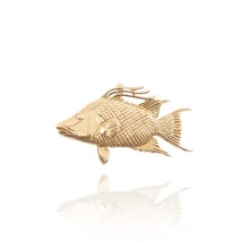 hog fish with hidden bail