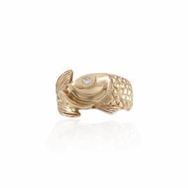 Custom Koi Ring