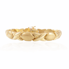 estate x & o bracelet