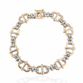 estate fancy link bracelet