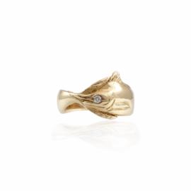 14ky marlin ring